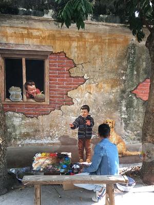 37美丽乡村壁画