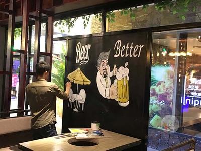 40遇秦记餐厅广州分店